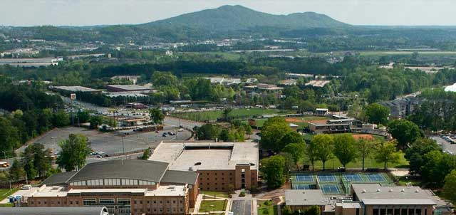 Campus Maps Kennesaw State University