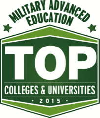 Military Advanced Education - Top Colleges and Universities 2015
